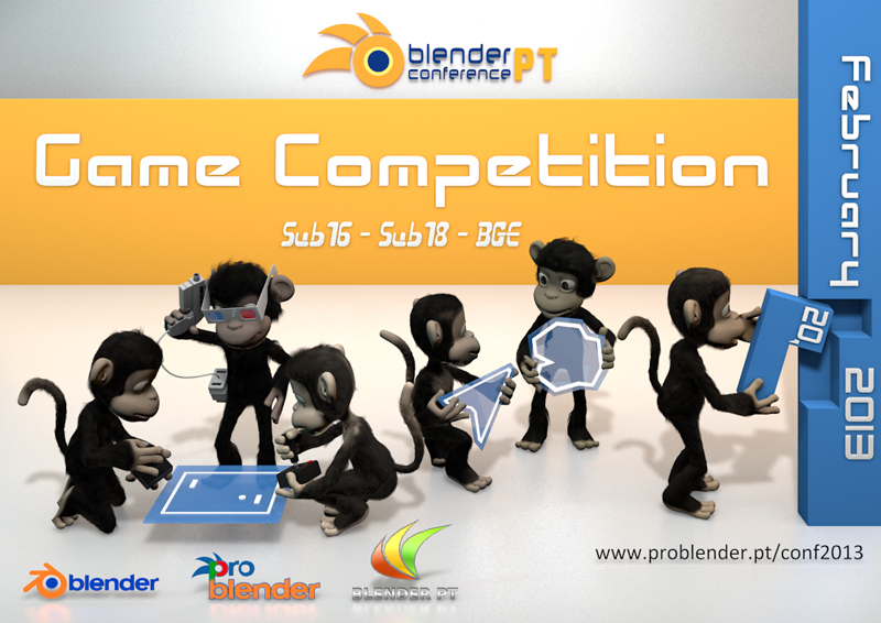 Blender PT Game Contest